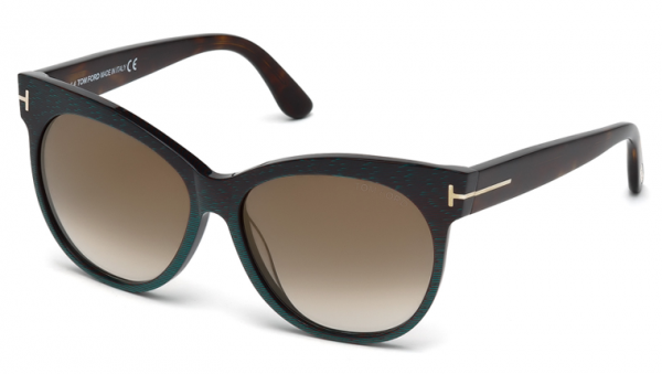 Tom Ford FT0330 98G Saskia Sunglasses-1