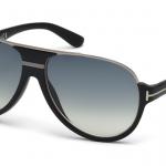Tom Ford FT0334 02W Dimitry Sunglasses-1