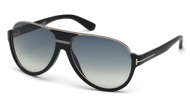 Tom Ford FT0334 02W Dimitry Sunglasses-1
