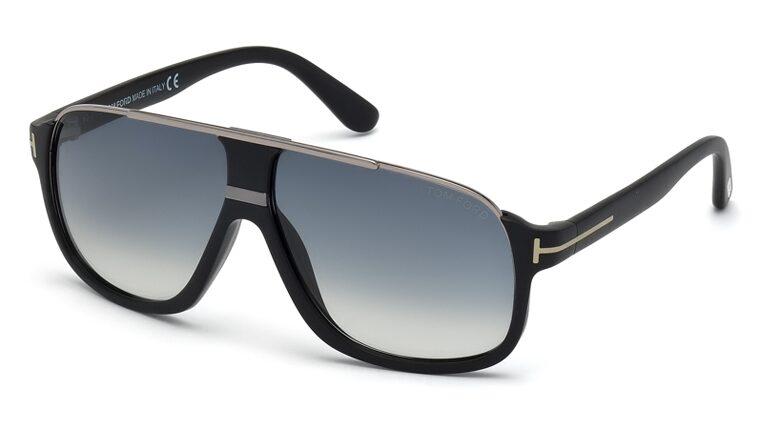 Tom Ford FT0335 02W Eliott Sunglasses-1