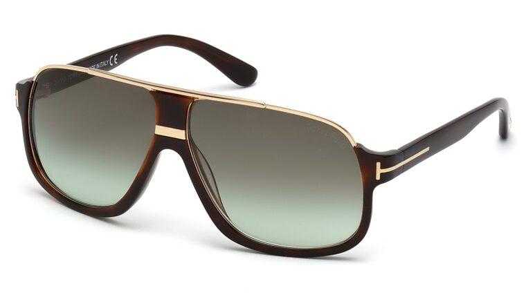 Tom Ford FT0335 56K Eliott Sunglasses-1