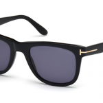 Tom Ford FT0336 01V Leo Sunglasses-1