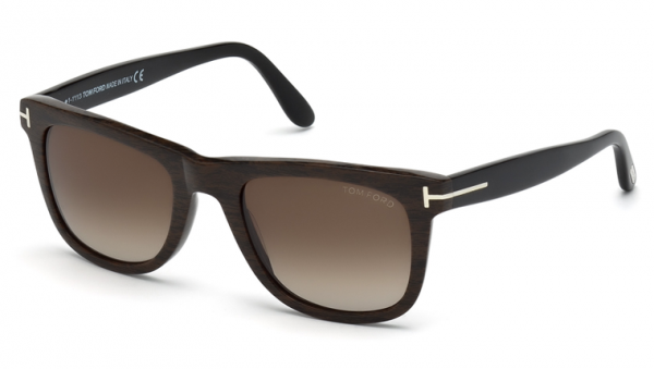 Tom Ford FT0336 05K Leo Sunglasses-1