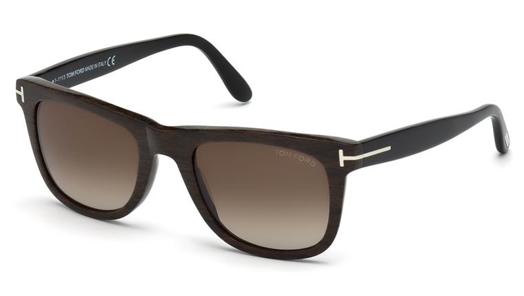 Tom Ford FT0336 05K Leo Sunglasses-1