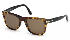 Tom Ford FT0336 55J Leo Sunglasses-1