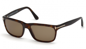 Tom Ford FT0337 56J Hugh Sunglasses-1