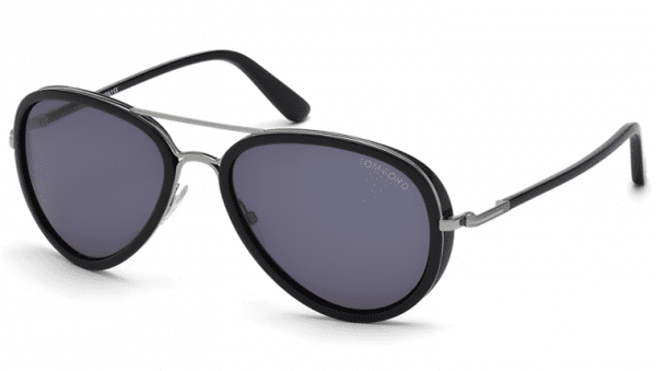 Tom Ford FT0341 14V Miles Sunglasses-1