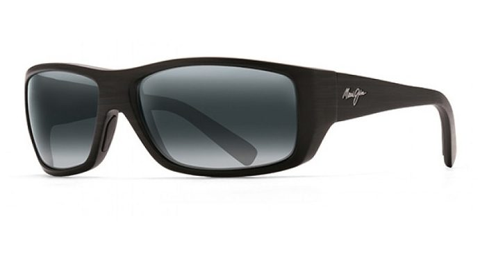 Maui Jim Wassup 123 02W Matt Black