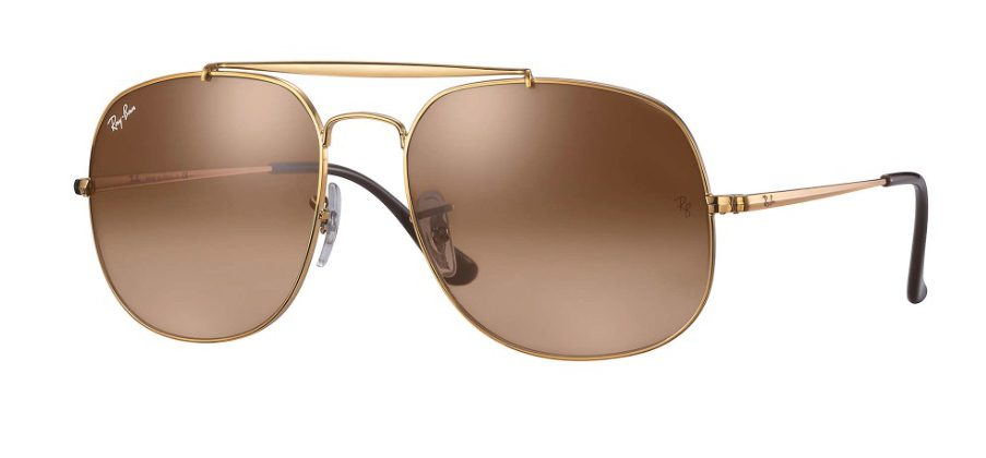 Ray Ban 3561 9001A5 General Sunglasses