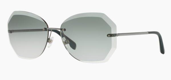 Chanel CH 4220 C108 3M Rimless Sunglasses