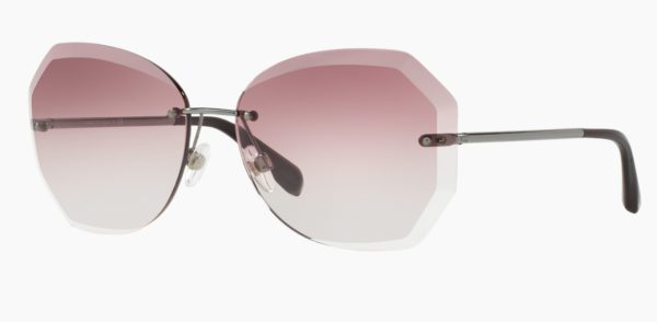 Chanel CH 4220 C108 3P Rimless Sunglasses