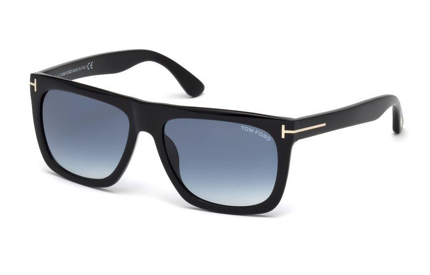 Tom Ford FT 513 Morgan 01W Sunglasses