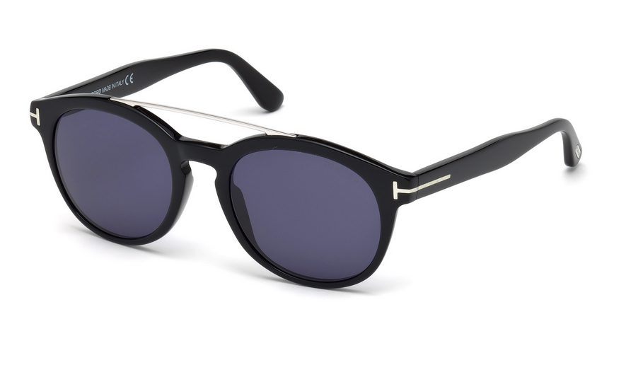 Tom Ford FT 515 01V Black Sunglasses