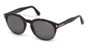Tom Ford FT 515 Newman 56A Havana Sunglasses