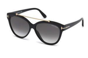 Tom Ford FT 518 Livia 01B Sunglasses