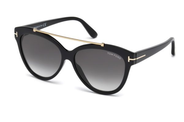 Tom Ford FT 518 Livia 01B Sunglasses