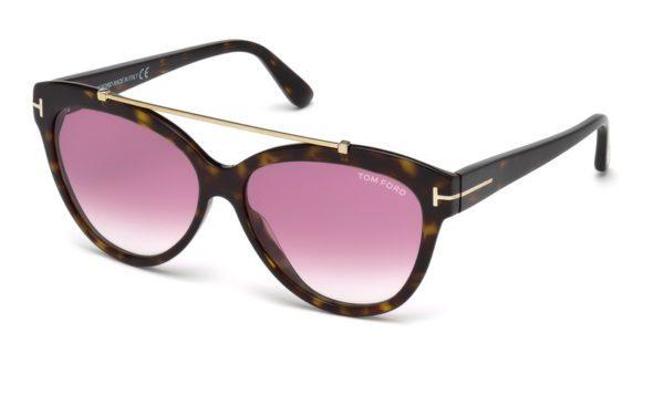 Tom Ford FT 518 Livia 52Z Sunglasses