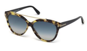 Tom Ford FT 518 Livia 56W Sunglasses