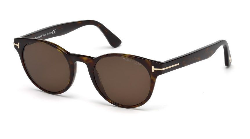 Tom Ford FT 522 S Palmer 52E Sunglasses