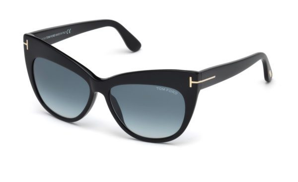 Tom Ford FT 523 Nika 01W Sunglasses