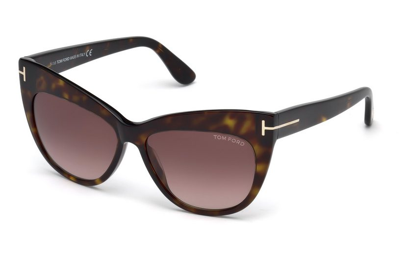 Tom Ford FT 523 Nika 52F Sunglasses