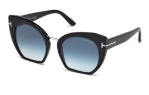 Tom Ford FT553 Samantha 02 01W Sunglasses