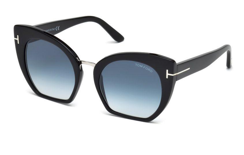 Tom Ford FT553 Samantha 02 01W Sunglasses