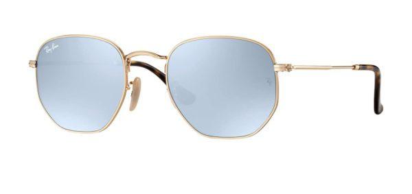 Ray Ban 3548N 001 30 Sunglasses
