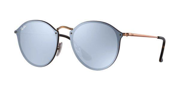 Ray Ban 3574N 90351U Blaze Round Sunglasses