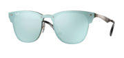 Ray Ban 3576N 042 30 Blaze Clubmaster Sunglasses
