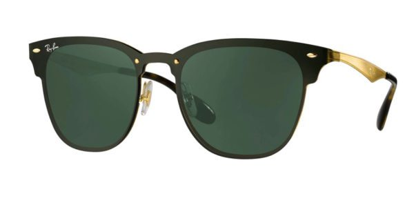 Ray Ban 3576N 043 71 Blaze Clubmaster Sunglasses