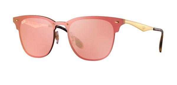 Ray Ban 3576N 043 E4 Blaze Clubmaster Sunglasses