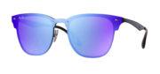 Ray Ban 3576N 153 7V Blaze Clubmaster Sunglasses