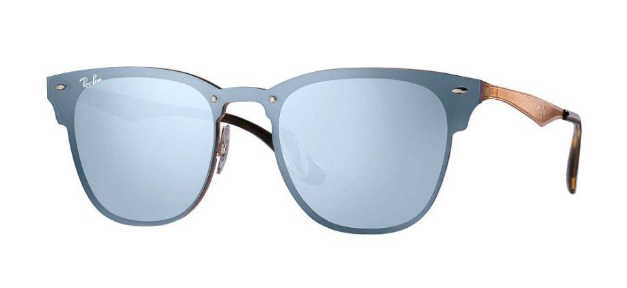 Ray Ban 3576N 90391U Blaze Clubmaster Sunglasses