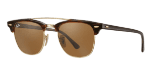 Ray-Ban RB38 16 Clubmaster double bridge