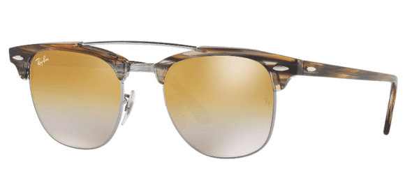 Ray-Ban RB3816123 Clubmaster double bridge