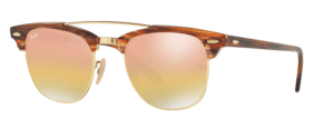Ray-Ban RB38 1612 Clubmaster double bridge