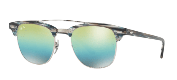 Ray-Ban RB3816 1239 Clubmaster double bridge