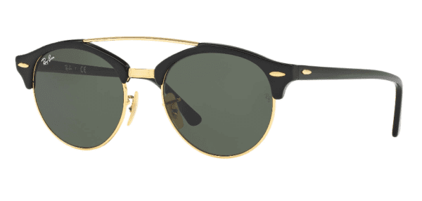 Ray-Ban RB4346 Clubround double bridge