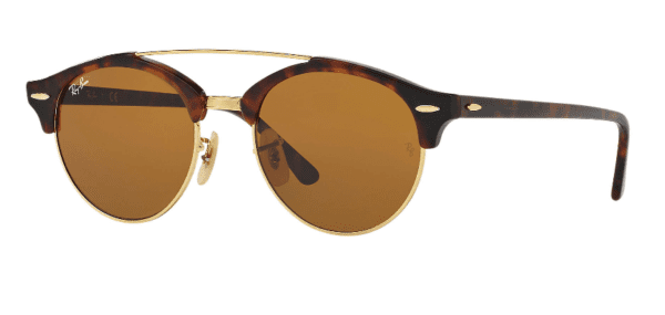 Ray-Ban RB434699 Clubround double bridge