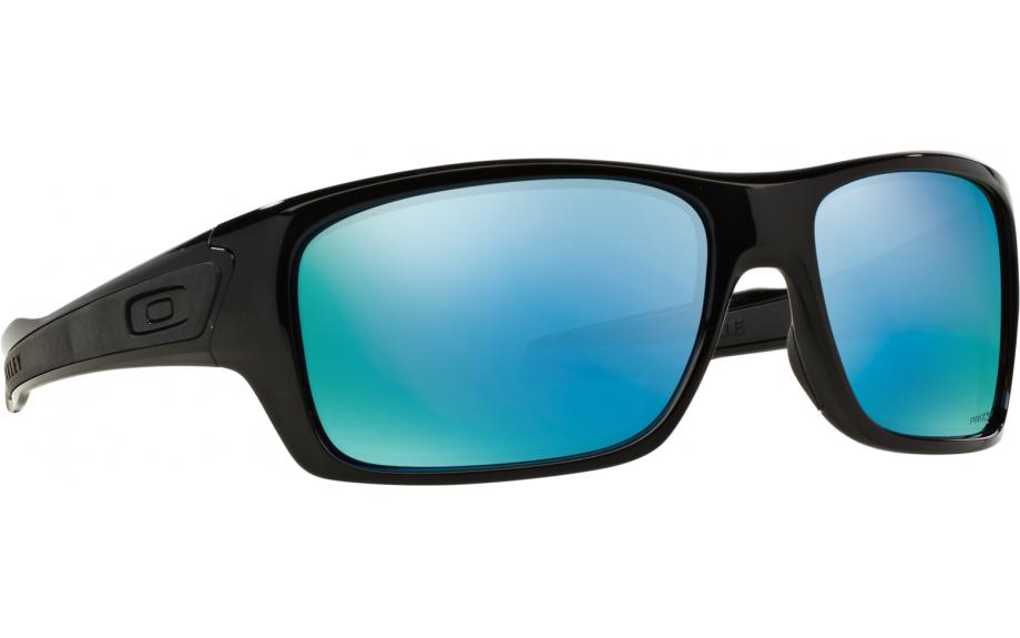 205a89725ae49 Oakley Turbine 9263-14 Polarized Sunglasses