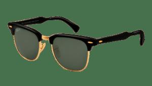 Ray-Ban RB 3507 Aluminium Clubmaster Sunglasses